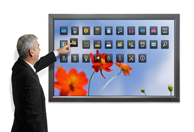 Phillips Touch Screen